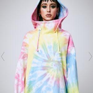 NWT Tye Dye Oversized Sweatshirt 😍